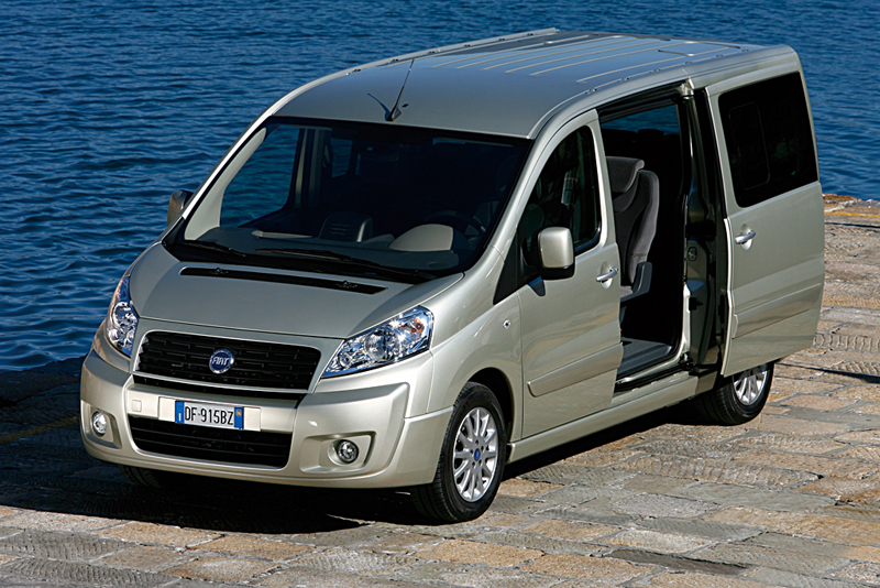 la fiat scudo voiture utilitaire. Black Bedroom Furniture Sets. Home Design Ideas