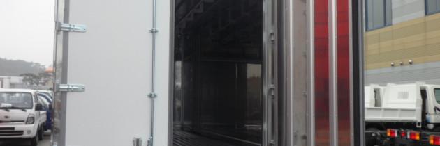 Camion frigorifique : un véhicule utilitaire qui vous garantit une température constante