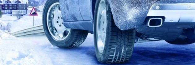 Zoom sur le pneu hiver