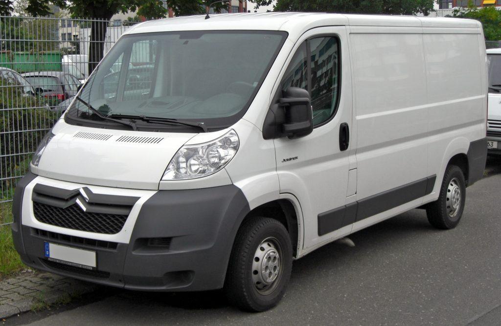 utilitaire Citroën jumper