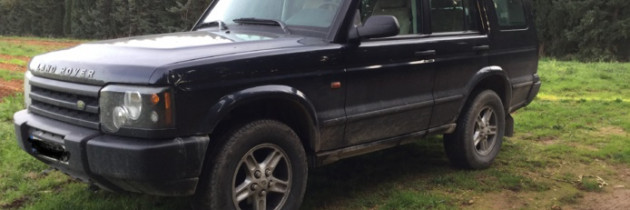 Le Land Rover : un 4×4 très utilitaire !